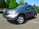 2010 Polished Metal Metallic Honda CR-V LX #64478836