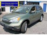 2007 Green Tea Metallic Honda CR-V EX 4WD #64478579