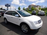 2010 White Platinum Tri-Coat Lincoln MKX AWD #64478697