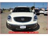 2009 White Opal Buick Enclave CX #64478819