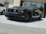 2011 Ebony Black Ford Mustang GT Premium Coupe #64505044
