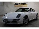 2008 Carrara White Porsche 911 Carrera S Coupe #64505029