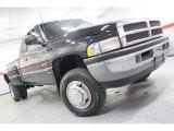 Black Dodge Ram 3500 in 1998