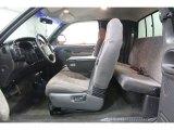 1998 Dodge Ram 3500 Laramie SLT Extended Cab 4x4 Dually Agate Interior