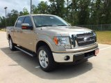 2012 Pale Adobe Metallic Ford F150 Lariat SuperCrew 4x4 #64511276