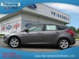 2012 Sterling Grey Metallic Ford Focus SE Sport 5-Door #64510708