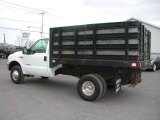 2002 Ford F350 Super Duty XL Regular Cab 4x4 Stake Truck Data, Info and Specs