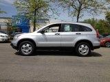 2009 Alabaster Silver Metallic Honda CR-V LX 4WD #64511161