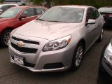 2013 Silver Ice Metallic Chevrolet Malibu ECO #64510645