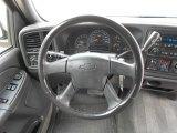 2004 Chevrolet Silverado 1500 LT Extended Cab Steering Wheel