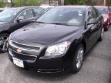 2012 Black Granite Metallic Chevrolet Malibu LS #64510633