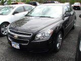 2012 Black Granite Metallic Chevrolet Malibu LS #64510623
