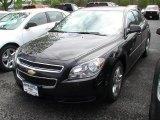 2012 Black Granite Metallic Chevrolet Malibu LS #64510623