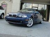 2005 Mystic Blue Metallic BMW 3 Series 330i Convertible #64510881