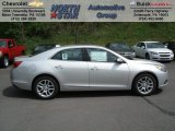 2013 Silver Ice Metallic Chevrolet Malibu ECO #64510849