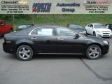 2012 Black Granite Metallic Chevrolet Malibu LT #64510845