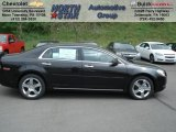 2012 Black Granite Metallic Chevrolet Malibu LT #64510840