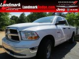 2010 Stone White Dodge Ram 1500 ST Quad Cab #64510817
