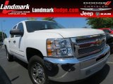 2012 Summit White Chevrolet Silverado 1500 LS Crew Cab #64510812