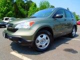 2008 Green Tea Metallic Honda CR-V LX #64555030