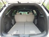 2013 Ford Explorer FWD Trunk