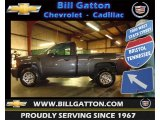 2011 Black Chevrolet Silverado 1500 LS Regular Cab 4x4 #64555265