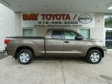 2010 Pyrite Brown Mica Toyota Tundra Double Cab 4x4 #64554627