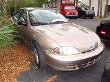 2002 Sandrift Metallic Chevrolet Cavalier Sedan #64554557