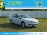 2008 White Suede Ford Fusion SE V6 #64555224