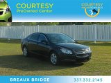 2008 Black Granite Metallic Chevrolet Malibu LS Sedan #64555222