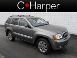 2008 Mineral Gray Metallic Jeep Grand Cherokee Limited 4x4 #64555203