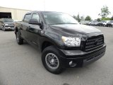 2009 Black Toyota Tundra TRD Rock Warrior Double Cab 4x4 #64554914
