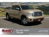 2010 Sandy Beach Metallic Toyota Tundra Limited CrewMax 4x4 #64554517