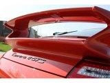 2012 Porsche 911 Carrera 4 GTS Coupe Rear Spoiler