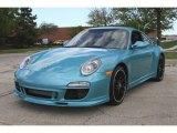 2012 Ipanema Blue Metallic Porsche 911 Carrera 4 GTS Coupe #64554843