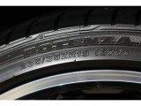2012 Porsche 911 Carrera 4 GTS Coupe (11 GTS oe Tire Size 235/35ZR19