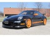 2008 Black/Orange Porsche 911 GT3 RS #64554836