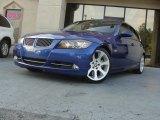 2007 Montego Blue Metallic BMW 3 Series 335i Sedan #64554812