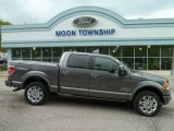 2011 Sterling Grey Metallic Ford F150 Limited SuperCrew 4x4 #64554802