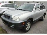 2004 Pewter Hyundai Santa Fe LX #64611954