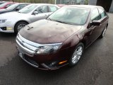 2012 Bordeaux Reserve Metallic Ford Fusion SE #64611949