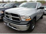 2012 Bright Silver Metallic Dodge Ram 1500 ST Quad Cab 4x4 #64611939