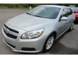 2013 Silver Ice Metallic Chevrolet Malibu ECO #64611928