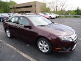 2012 Bordeaux Reserve Metallic Ford Fusion SE #64611660