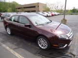 2012 Bordeaux Reserve Metallic Ford Fusion SEL #64611659