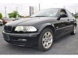 2001 Black Sapphire Metallic BMW 3 Series 325xi Sedan #64611916