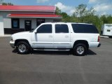 2001 Summit White Chevrolet Suburban 1500 LT 4x4 #64612194