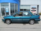 Mercury Tracer 1995 Data, Info and Specs