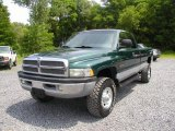 Forest Green Pearlcoat Dodge Ram 2500 in 2000