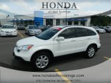 2009 Taffeta White Honda CR-V EX-L #64611850
